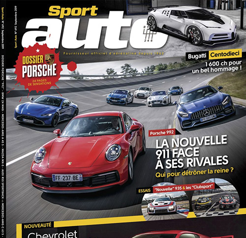 Couverture presse : Sport_Auto