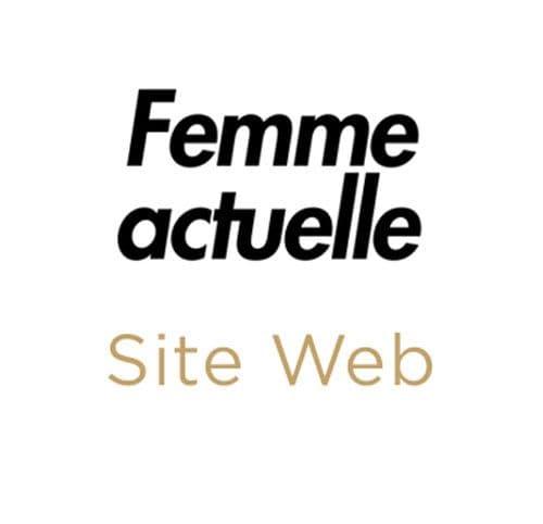 Couverture presse : Femme_Actuelle_Fr