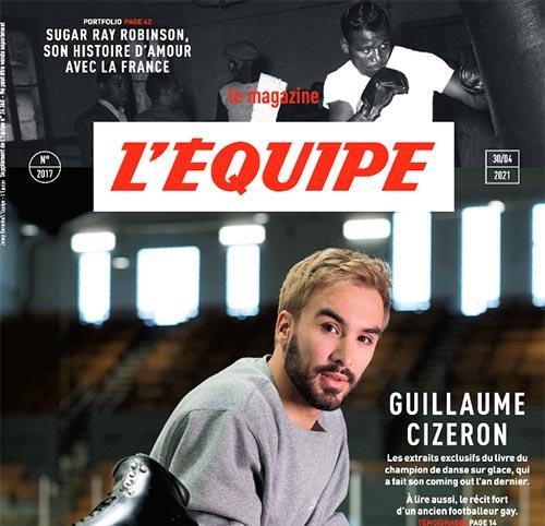 Couverture presse : L_Equipe
