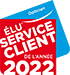 Élu service client de l'année 2017