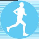 Ephemere blue run