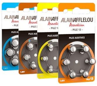 Audio batteries