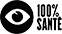 Logo 100% santé