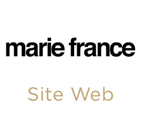 Couverture presse : Mariefrance.fr