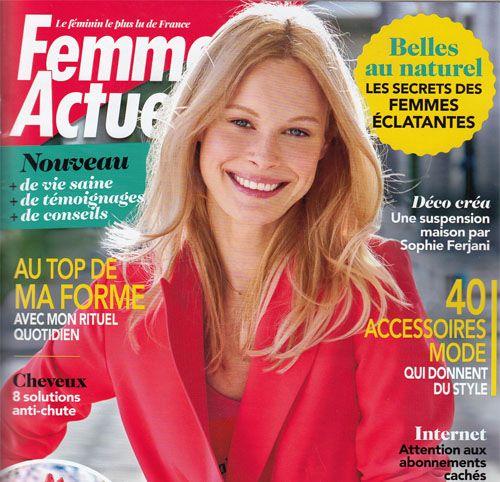 Couverture presse : Femme_Actuelle1