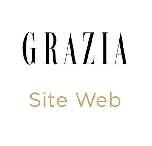 Couverture presse : Grazia.fr