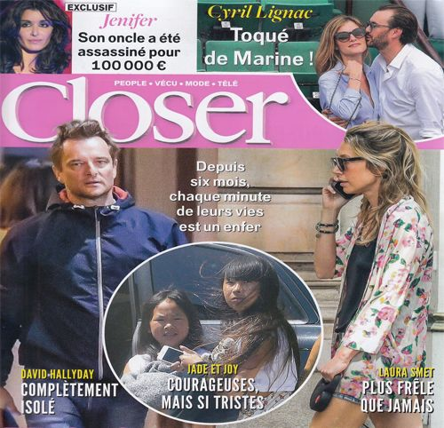 Couverture presse : Closer_1