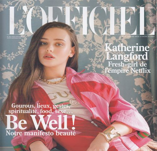 Couverture presse : Lofficiel_De_La_Mode