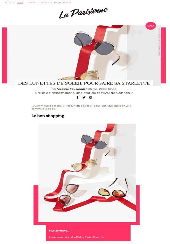 Couverture presse : Laparisienne_Fr