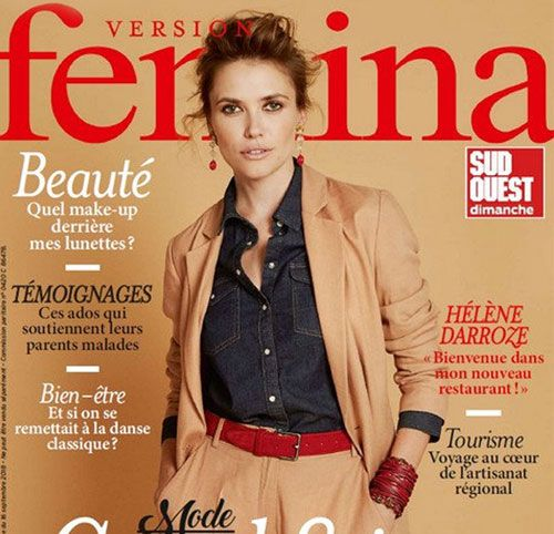 Couverture presse : Version_Femina