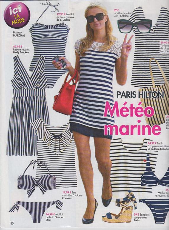 Couverture presse : Ici_Paris