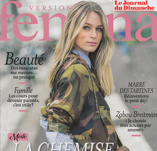 Couverture presse : Version_Femina_2