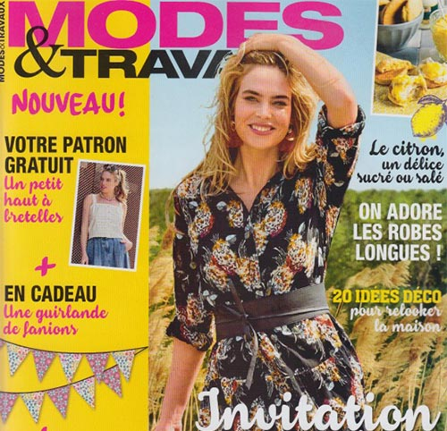 Couverture presse : M&t