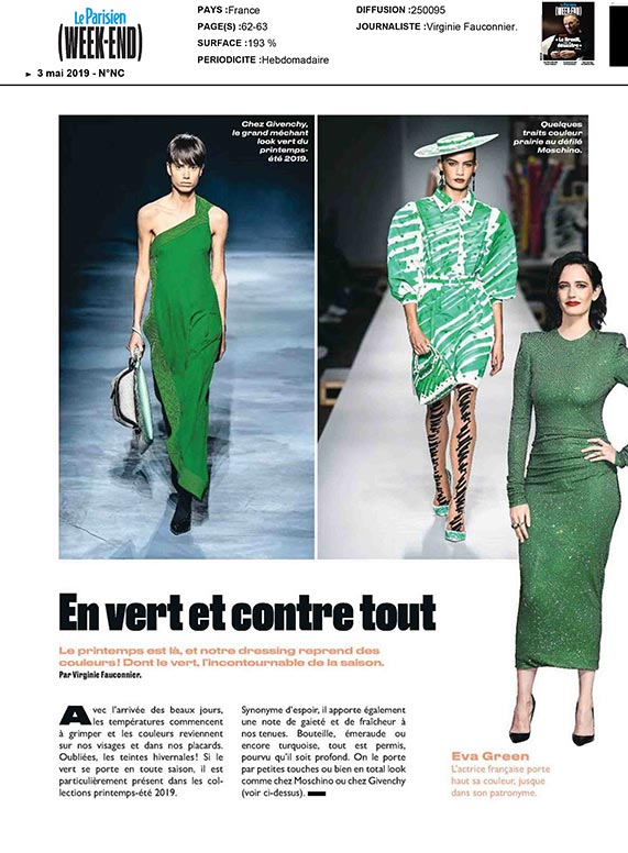 Couverture presse : Le_Parisien_We