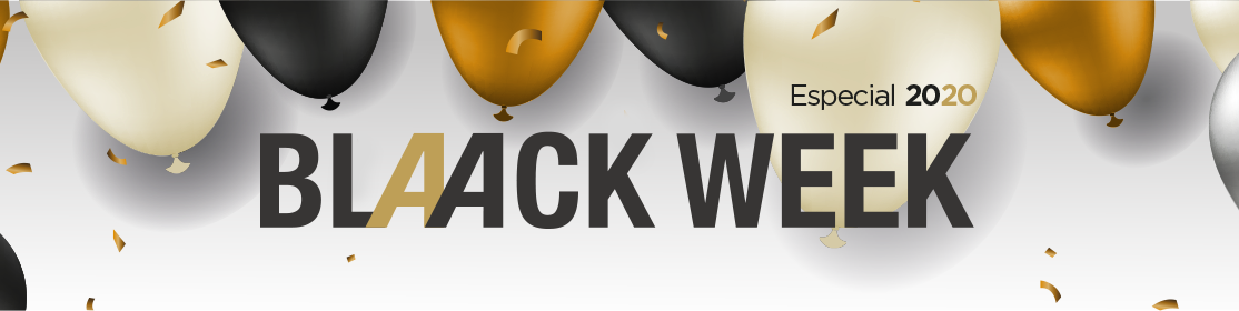 Black week logo