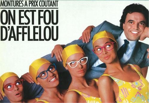 Découvrez l histoire des publicités Afflelou 02afdf0fa460
